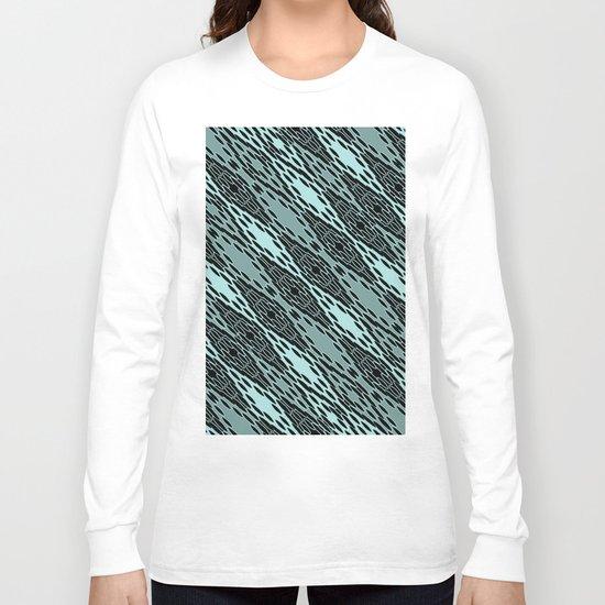 Abstract pattern. Long Sleeve T-shirt