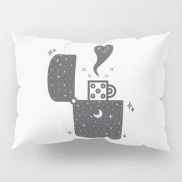 Halloween in a lighter Pillow Sham