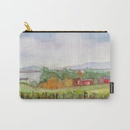 Snow Farm Winery Carry-All Pouch