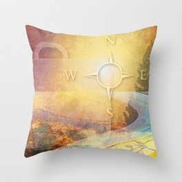 Travelight One Throw Pillow