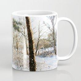 Forest Snow Scene Coffee Mug
