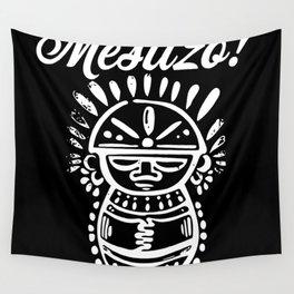 Mestizo Roots Wall Tapestry