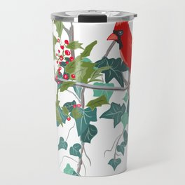Holly and the Ivy Travel Mug