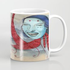 Crying Red Dragon Mug