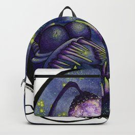 Meegan and the Moon Backpack