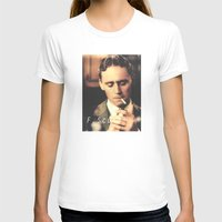 fitzgerald T-shirts featuring F. Scott Fitzgerald by Earl of Grey