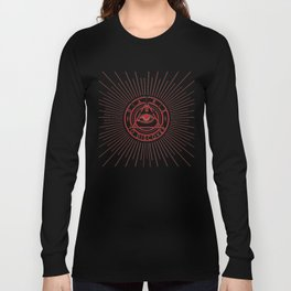 Dare to Discover - All Seeing Eye Long Sleeve T-shirt