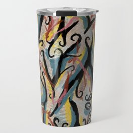Chaotic Travel Mug