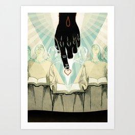 A New Covenant Art Print