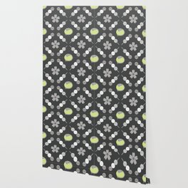 Hanami Nummies   Black Matcha Wallpaper