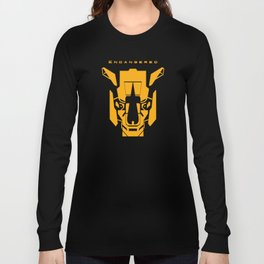 Endangered: Rhino Long Sleeve T-shirt