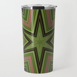 Green Star Travel Mug
