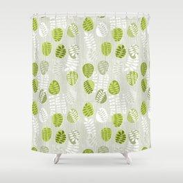 Eggshell Shower Curtain