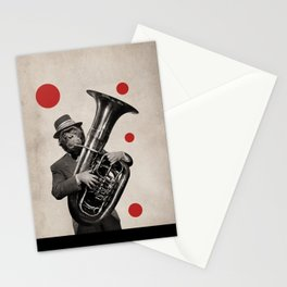 Anthropomorphic N°3 Stationery Cards