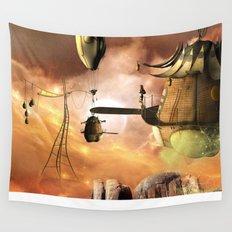 Fantasy world Wall Tapestry
