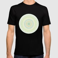 Spring Sun Mens Fitted Tee Black SMALL