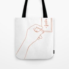 The Emotional Light Switch Tote Bag