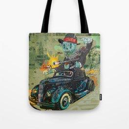 Bootleg Husker Tote Bag