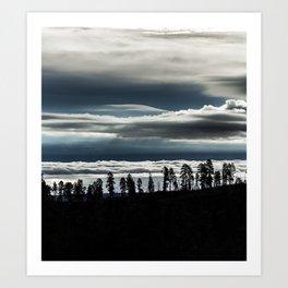 Dawns Early Light Art Print
