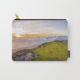 Sunset over Madeira Carry-All Pouch