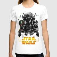 dark side T-shirts featuring dark side by Vincent Trinidad