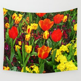 Summer colours Wall Tapestry