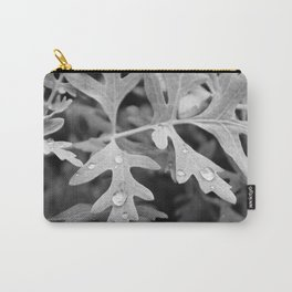 Wintry Rain Carry-All Pouch