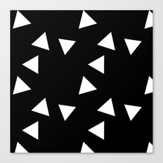 The Triangles Canvas Print