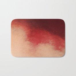 Pink Cherry Bath Mat