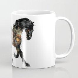 Horse (Distant Galaxy) Coffee Mug