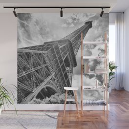 Eiffel Tower in Paris, France Wall Mural