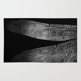 the dragonfly's wings 03 Rug