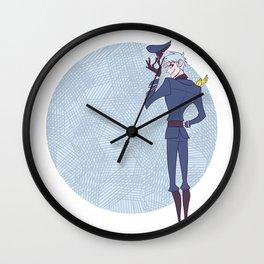 APH: Guten tag Wall Clock