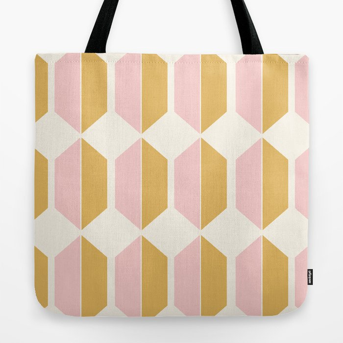 Zola Pattern - Sunrise Tote Bag