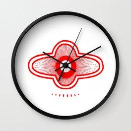 Healing Symbol Wall Clock