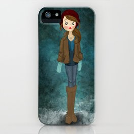 Room to Be iPhone Case