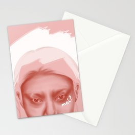 Moi? Stationery Cards