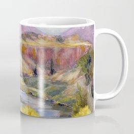 Ruby Mountain Coffee Mug