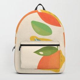 Citrus Fruits Backpack
