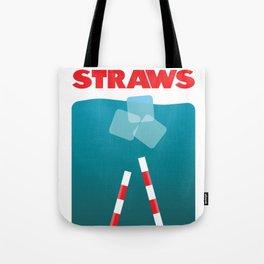 Straws Tote Bag