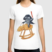 darth T-shirts featuring Darth Vader by gunberk
