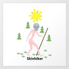 SkinWalker Art Print