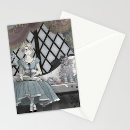 An Uneasy Truce Stationery Cards