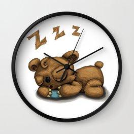 I need some sleep Wall Clock