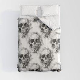 Skull No. 1 Comforters