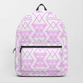 RIGHT AND WRONG I: EASY PINK Backpack