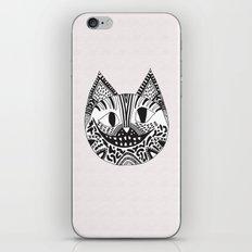 CHESHIRE CAT iPhone & iPod Skin