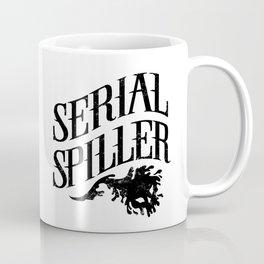 Serial Spiller Coffee Mug