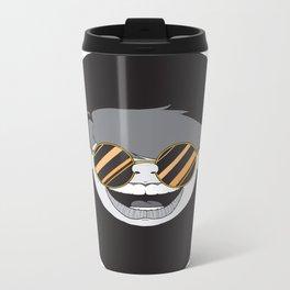 Golden Globes Metal Travel Mug