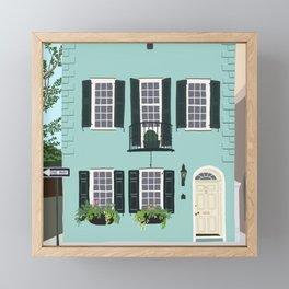 Charleston No. 2 Framed Mini Art Print